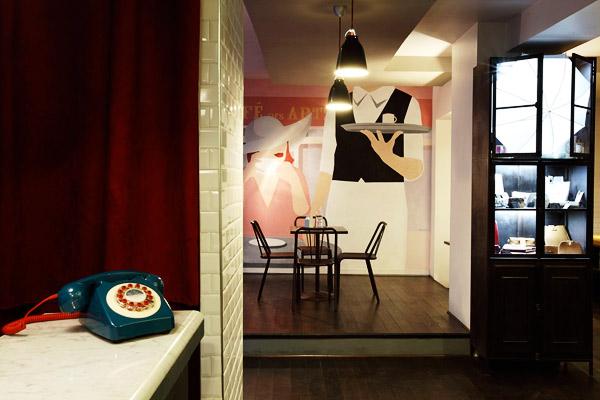 Hotel des Arts à Bastille