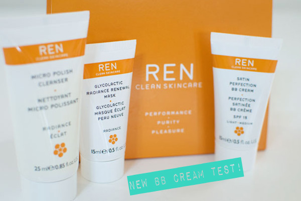 REN organic cosmetics London