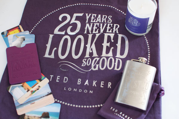 Shopping Ted Baker Londres
