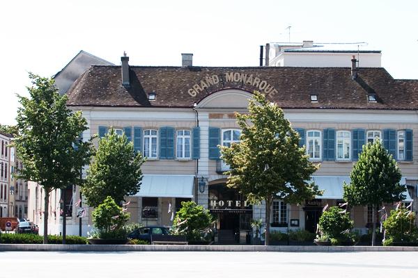 Hôtel Best Western Grand Monarque