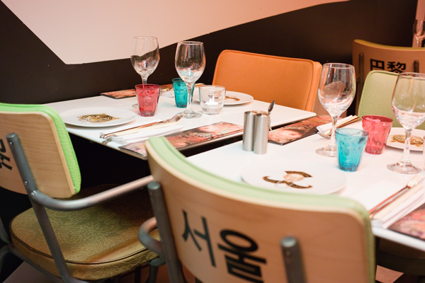 Restaurant Miss KO by Philippe Starck Paris 8