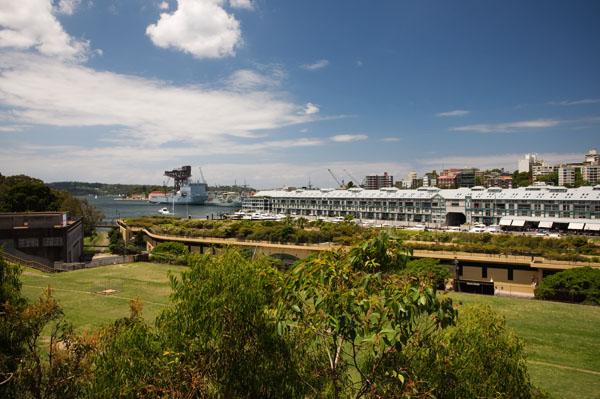 Sydney - Woolloomooloo