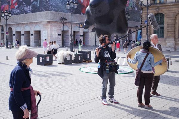 Li Chen exposition sculptures Paris 2013