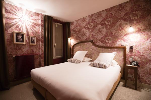 Chambre Hôtel Joséphine Paris