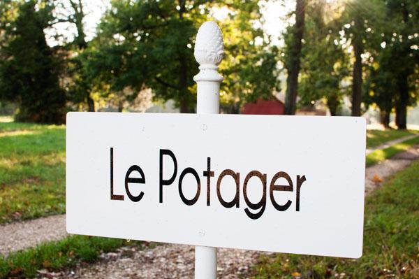 Le Potager - Domaine de la Trigalière