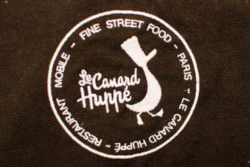 Canard Huppé - Food truck Paris