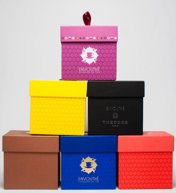 Collection de box Envouthé