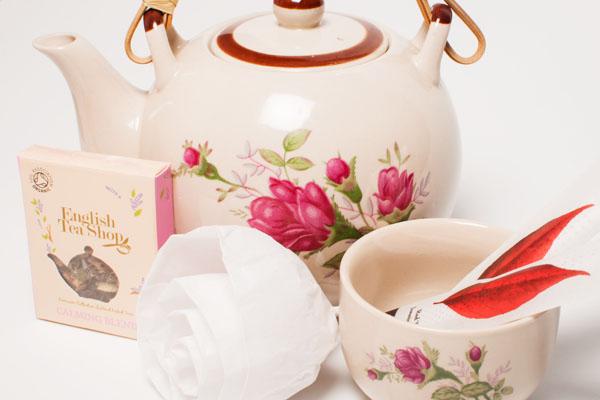 Afternoon Tea autour de la box Envouthé