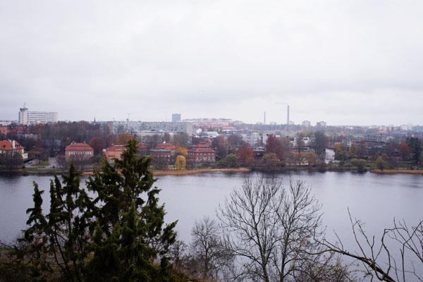 Stockholm - Djurgarden / Skansena