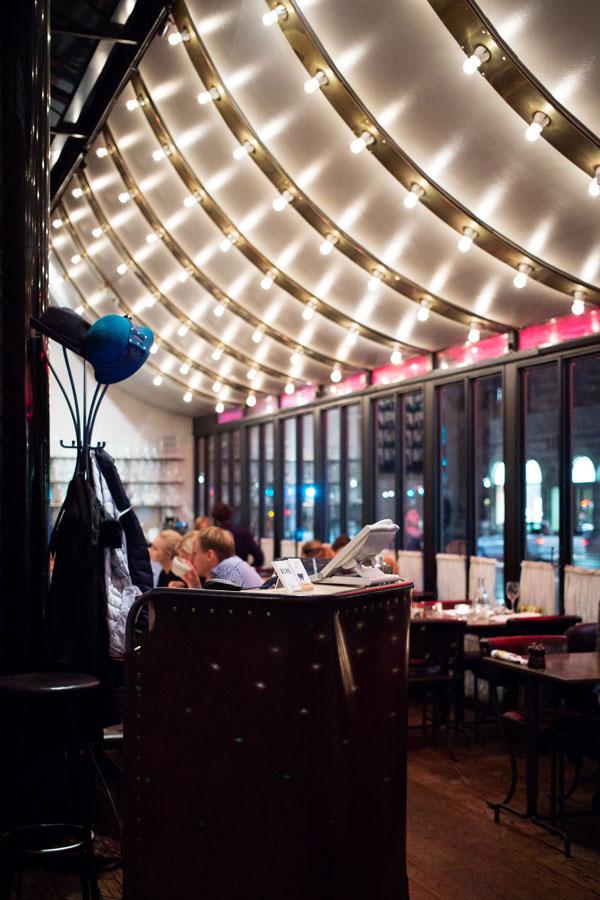 Stockholm - Restaurant RICHE
