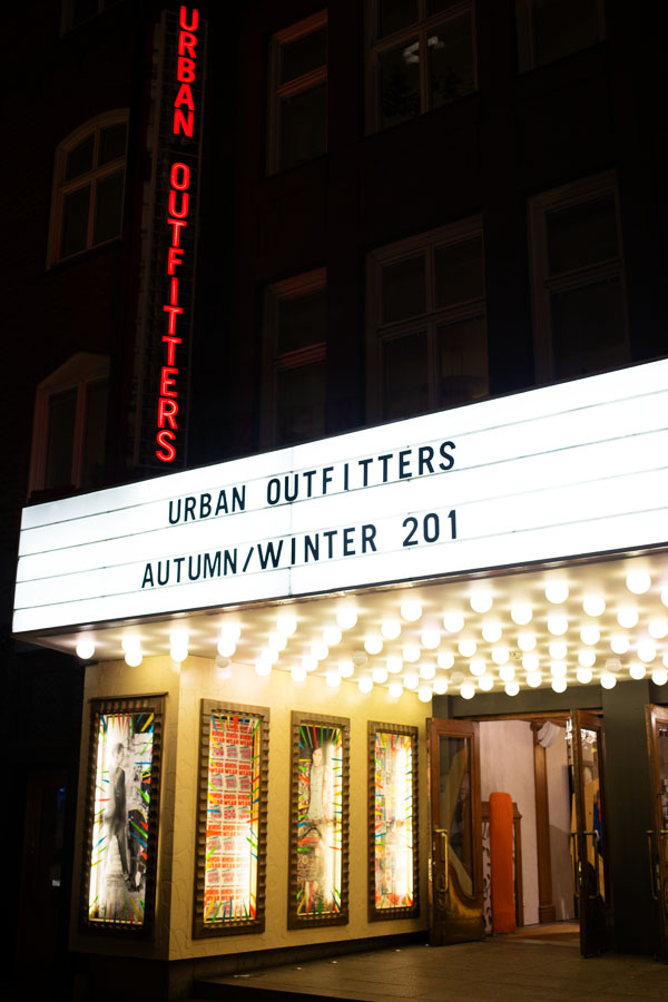 Urban Outfitters à Stockholm