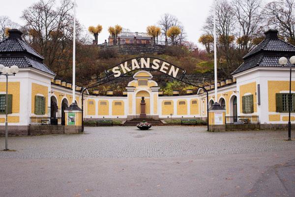 Stockholm - Skansen