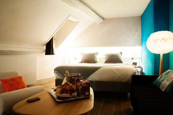 Hôtel Chavanel Paris  - Chambre