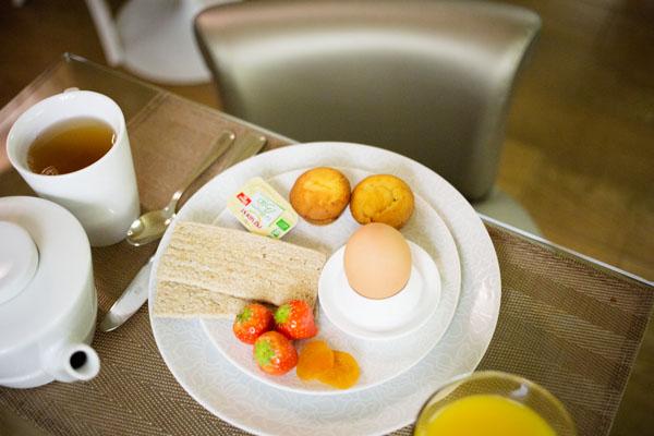 Hôtel Chavanel Paris - Salon de petit-déjeuner