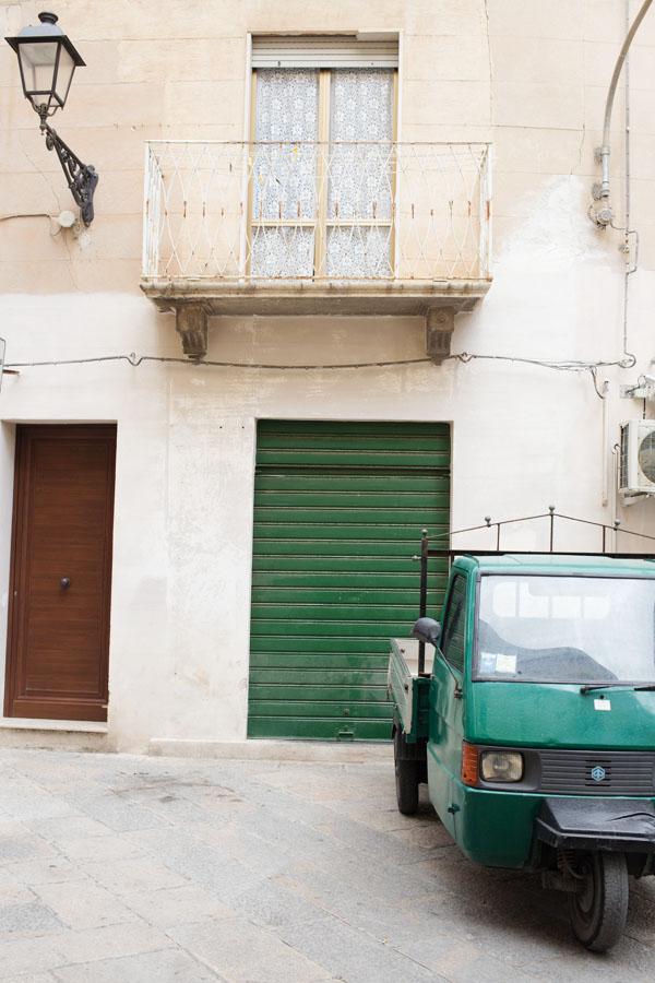 Centre ville de Trapani, Sicile