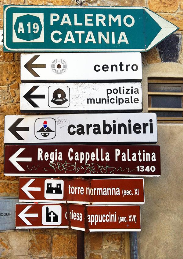 Road Trip Sicile Palermo - Catania - Syracusa