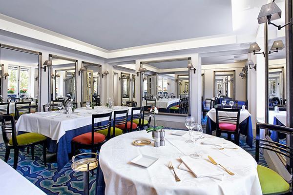 © Roméo Balancourt - Nouvelle salle de restaurant pour le 144 Petrossian