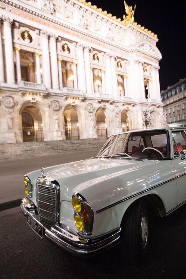 Paris balade, départ Opéra Garnier