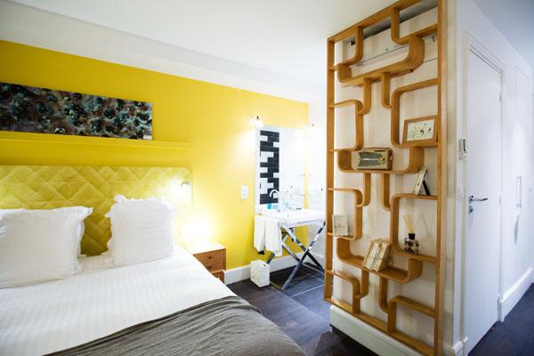 Hotel 1erEtage - Chambre n°3