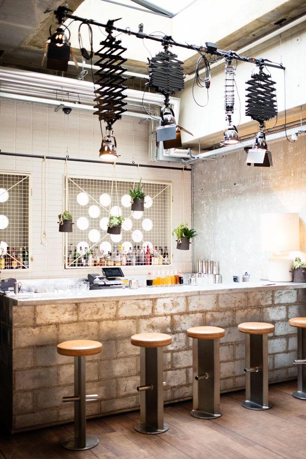 ACE Hotel Londres - bar