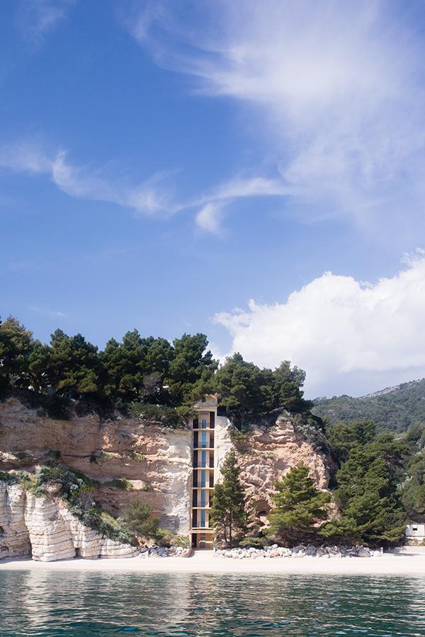 Gargano dans Les Pouilles en Italie