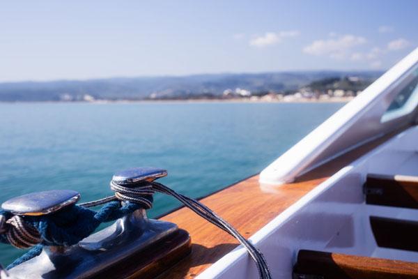 Balade en bateau #MyGargano