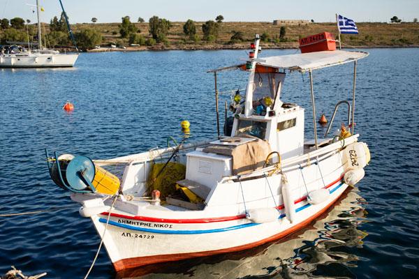 Port de pêche de Perdrika