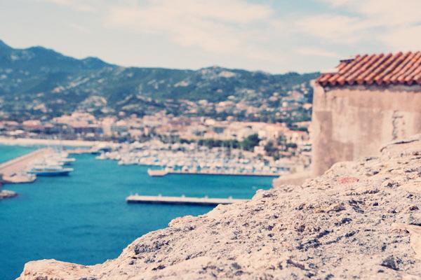 A Calvi en Corse