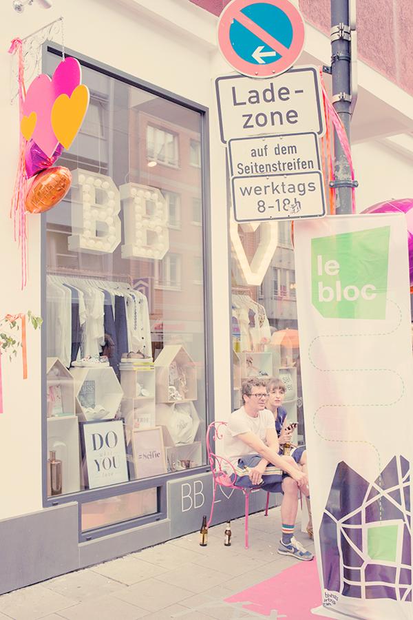 Boutique Belgique Cologne Le Bloc 2014