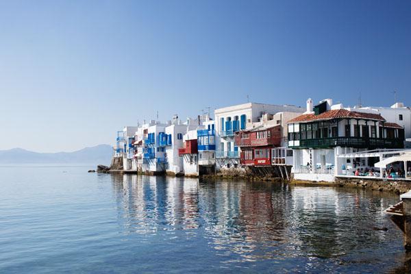 Mykonos la Petite Venise
