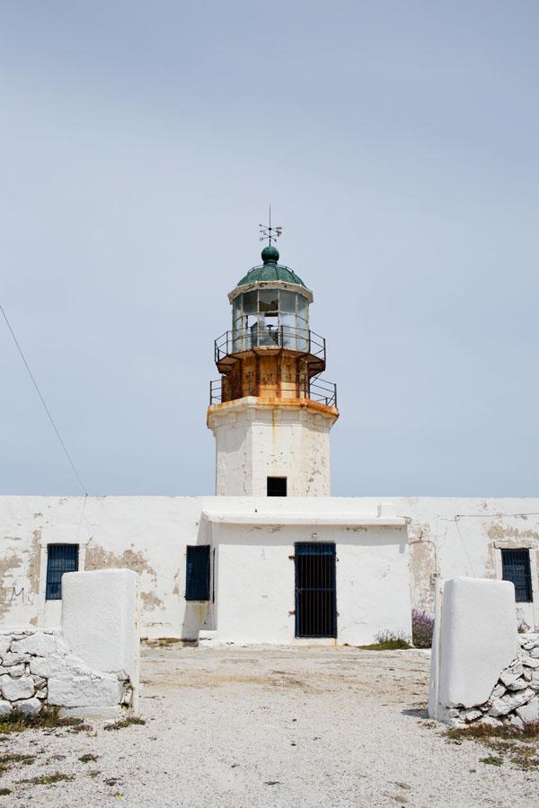 Phare de Fanari Mykonos - Grèce