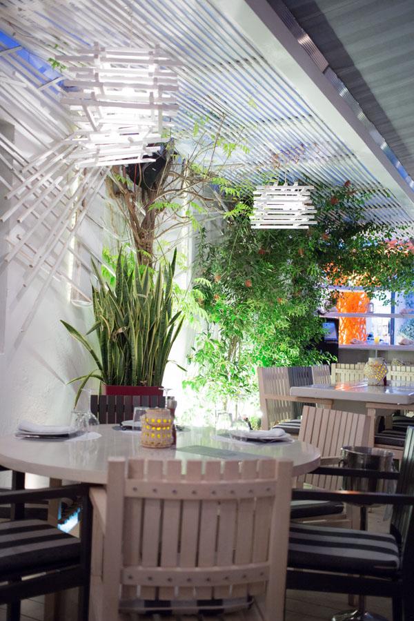 Restaurant KOURNISOS MYkonos ville