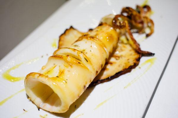 Restaurant du Greco Philia hotel Mykonos