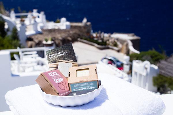 Cool Soap à Egine en Grèce