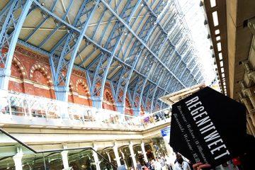 Regent Tweet 2014 London