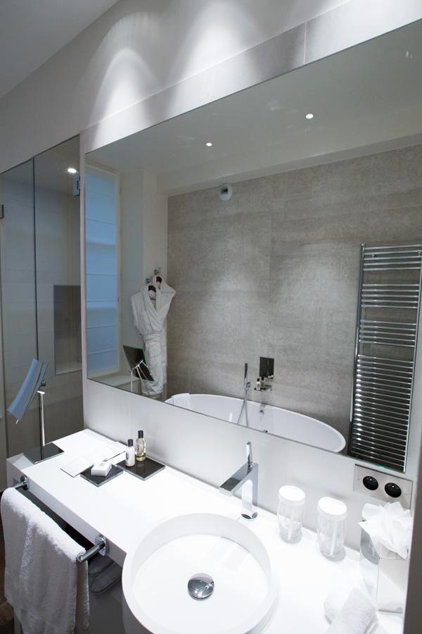 Hôtel Dupond-Smith Paris - Salle de bain