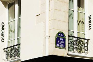 Hôtel Dupond-Smith dans le Marais à Paris