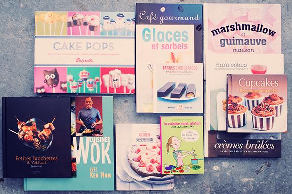 Ma bibliothèque de cuisine sans gluten