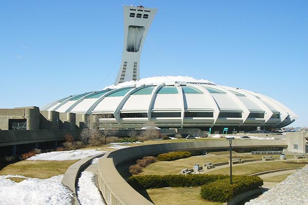 Le Stade olympique des JO d'été (1976) de Montréal - 2008