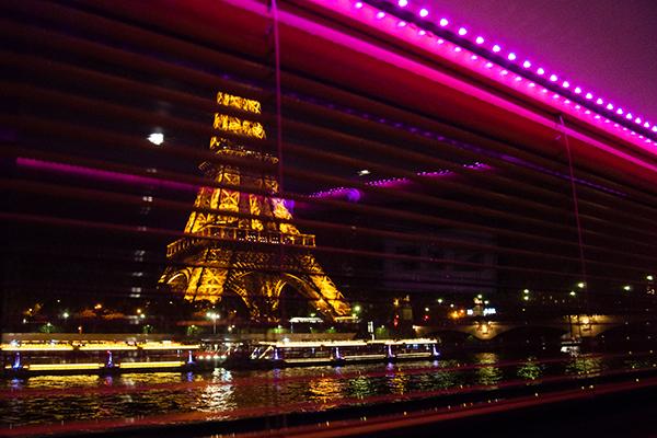 Chambre 8 du VIP Yacht Paris hotel
