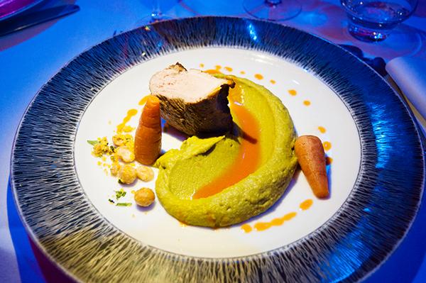 Diner-croisière sur le VIP Yacht Paris hotel
