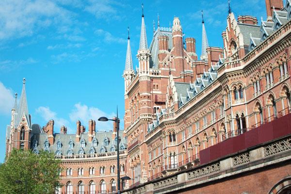Londres St Pancras