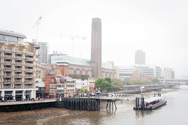 Southwark et Tate Modern