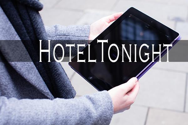 Utiliser hoteltonight pour r server un h tel en derni re for Trouver un hotel derniere minute