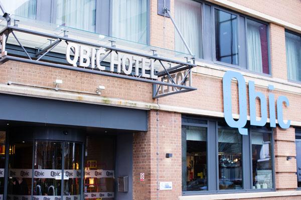 Le qbic est un hotel eco friendly londres for Design hotel qbic