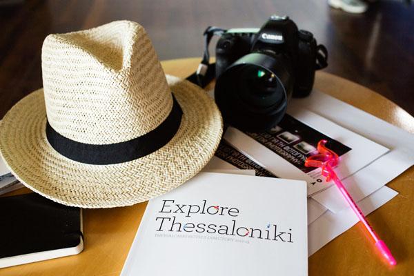 Explorer Thessalonique