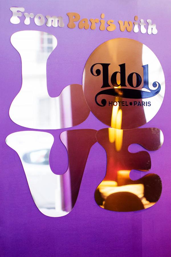 Hotel IDOL Paris
