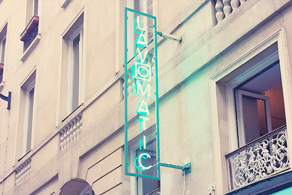 Lavomatic Bar Paris
