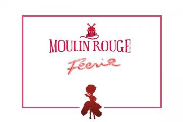 Moulin Rouge revue Féerie 2015