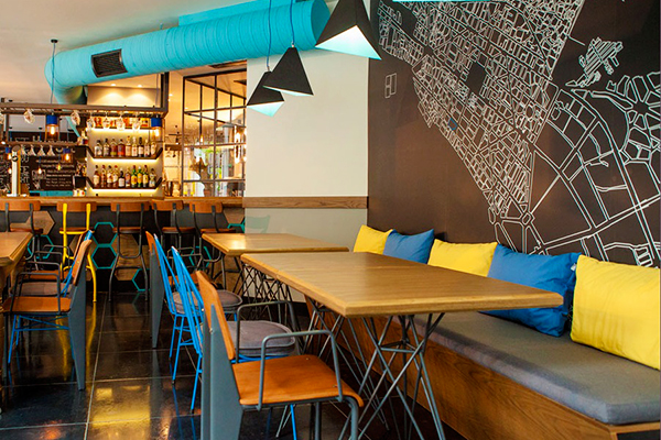 Excelsior BE restaurant Thessalonique